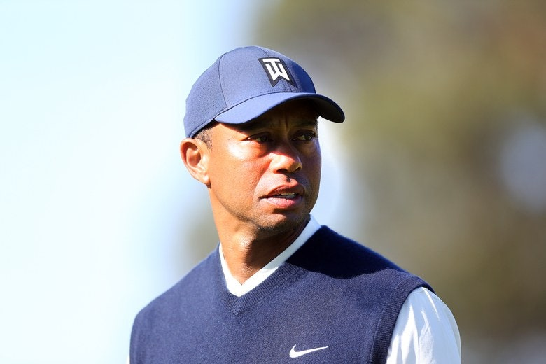 Tiger Woods lỡ hẹn với The Players Championship 2020