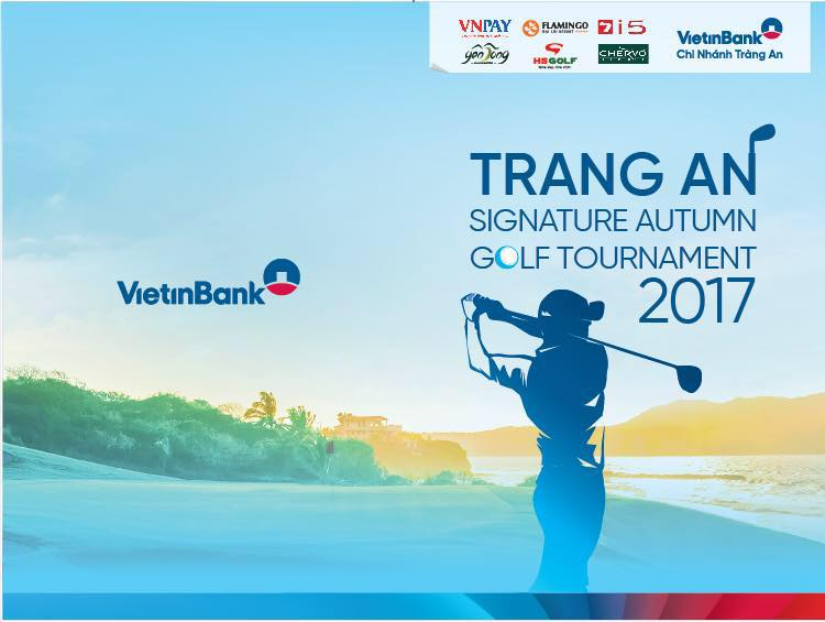 Giải golf Trang An Signature Autumn Golf Tournament