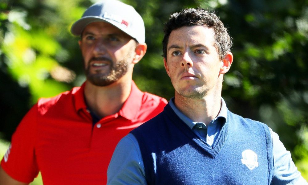 Rory McIlroy hi vọng, Dustin Johnson tạm biệt World Golf Championships